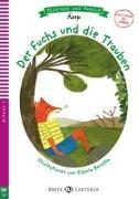 Cover-Bild zu Äsop: Der Fuchs und die Trauben. Buch + Multi-ROM