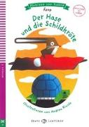 Cover-Bild zu Äsop: Der Hase und die Schildkröte. Mit Audio via ELI Link-App