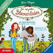 Cover-Bild zu Mayer, Gina: Der magische Blumenladen. junior. Der verzauberte Esel und Die gestohlene Freundin (Audio Download)