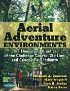 Cover-Bild zu Speelman, Elizabeth A.: AERIAL ADVENTURE ENVIRONMENTS