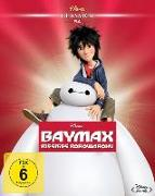 Cover-Bild zu Roberts, Jordan: Baymax - Riesiges Robowabohu
