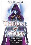 Cover-Bild zu Maas, Sarah J.: Throne of Glass - Celaenas Geschichte, Novella 1-5