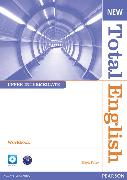 Cover-Bild zu Foley, Mark: New Total English Upper Intermediate Workbook (no Key) and Audio CD