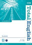 Cover-Bild zu Hall, Diane: New Total English Elementary Workbook (no Key) and Audio CD