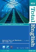 Cover-Bild zu Hall, Diane: New Total English Elementary Flexi Course Book 1