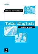 Cover-Bild zu Foley, Mark: Total English Upper Intermediate Level Workbook with key and CD-Rom self-study pack - Total English