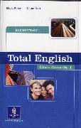Cover-Bild zu Foley, Mark: Elementary: Total English Elementary Level Class Audio Cassette - Total English