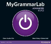 Cover-Bild zu Hall, Diane: MyGrammarLab Advanced Class audio CD