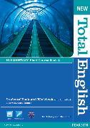 Cover-Bild zu Hall, Diane: New Total English Elementary Flexi Course Book 2