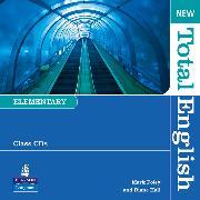 Cover-Bild zu Hall, Diane: New Total English Elementary Class Audio CD