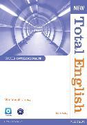Cover-Bild zu Foley, Mark: New Total English Upper Intermediate Workbook (with Key) and Audio CD