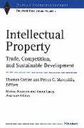 Cover-Bild zu Cottier, Thomas (Hrsg.): Intellectual Property