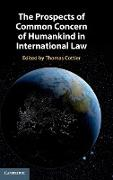 Cover-Bild zu Ahmad, Zaker (Hrsg.): The Prospects of Common Concern of Humankind in International Law