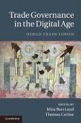 Cover-Bild zu Burri, Mira (Hrsg.): Trade Governance in the Digital Age