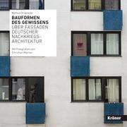 Cover-Bild zu Krajewski, Markus: Bauformen des Gewissens