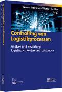 Cover-Bild zu Delfmann, Werner (Hrsg.): Controlling von Logistikprozessen