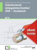 Cover-Bild zu Bruckes, Markus: eBook inside: Buch und eBook Tabellenbuch Anlagenmechaniker SHK - Handwerk