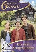 Cover-Bild zu Mierach, Barbara: Die drei Königskinder