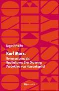 Cover-Bild zu Priddat, Birger P: Karl Marx