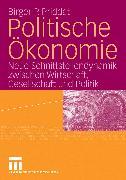 Cover-Bild zu Priddat, Birger P.: Politische Ökonomie (eBook)