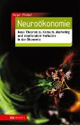 Cover-Bild zu Priddat, Birger P (Hrsg.): Neuroökonomie