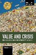 Cover-Bild zu Saad-Filho, Alfredo: Value and Crisis
