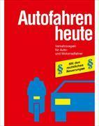 Cover-Bild zu Autofahren heute von Trachsler, Alfred