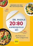 Cover-Bild zu Riedl, Matthias: Dr. Riedls 20:80 Expressküche