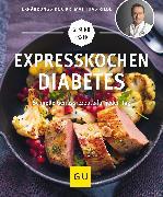 Cover-Bild zu Riedl, Matthias: Expresskochen Diabetes (eBook)