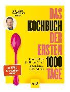 Cover-Bild zu Riedl, Matthias: Das Kochbuch der ersten 1000 Tage (eBook)