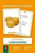 Cover-Bild zu Redaktionsteam Verlag an der Ruhr: Deutschlernen mit Bildern: Lebensmittel