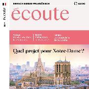 Cover-Bild zu eBook Französisch lernen Audio - Die Zukunft von Notre-Dame