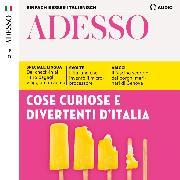 Cover-Bild zu eBook Italienisch lernen Audio - Wissenswertes über Italien