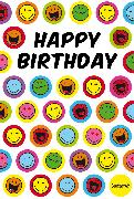 Cover-Bild zu DK Geburtstag Smiley 51-0775