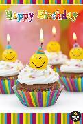 Cover-Bild zu DK Geburtstag Smiley 51-05850