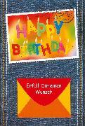 Cover-Bild zu DK Geburtstag Geldkarte 51-0766