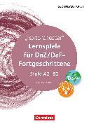 Cover-Bild zu Lernspiele Sekundarstufe I, Deutsch als Zweitsprache, Klasse 5-10, Textorchester, Kopiervorlagen von Böschel, Claudia