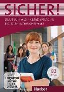 Cover-Bild zu Sicher! B2. Digitales Unterrichtspaket von Perlmann-Balme, Michaela