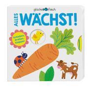 Cover-Bild zu Glücksfisch: Alles wächst! von Doyle, Lizzy (Illustr.)
