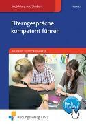 Cover-Bild zu Bausteine Elementardidaktik / Elterngespräche kompetent führen von Münnich, Sibylle