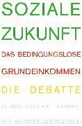 Cover-Bild zu Gysi, Gregor (Beitr.): Soziale Zukunft (eBook)