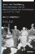 Cover-Bild zu Hestermann, Jenny: Inszenierte Versöhnung (eBook)