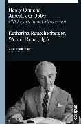 Cover-Bild zu Rauschenberger, Katharina (Hrsg.): Henry Ormond - Anwalt der Opfer (eBook)