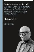 Cover-Bild zu Jahr, Christoph: Antisemitismus vor Gericht (eBook)