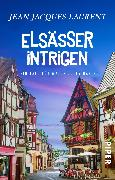 Cover-Bild zu eBook Elsässer Intrigen
