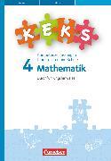 Cover-Bild zu KEKS, Kompetenzerfassung in Kindergarten und Schule, Mathematik, 4. Schuljahr, KEKS 4, Durchführungshinweise von Hildenbrand, Claudia