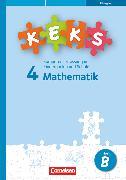 Cover-Bild zu KEKS, Kompetenzerfassung in Kindergarten und Schule, Mathematik, 4. Schuljahr, KEKS 4 Übergang, 15 Testhefte B von Hildenbrand, Claudia