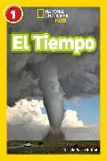 Cover-Bild zu Rattini, Kristin Baird: National Geographic Readers: El Tiempo (L1)