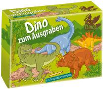 Cover-Bild zu Dino zum Ausgraben