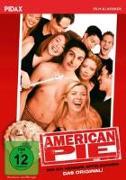 Cover-Bild zu Jason Biggs (Schausp.): American Pie - Wie ein heisser Apfelkuchen
